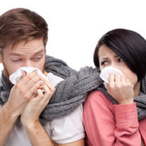 Как не заболеть гриппом если дома есть больной: меры профилактики