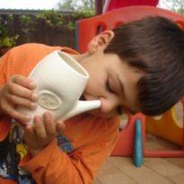 Как правильно промыть нос ребенку: промывание носа у детей