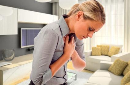 Задыхаюсь при кашле и не могу вдохнуть воздух: причины кашля с задыханием