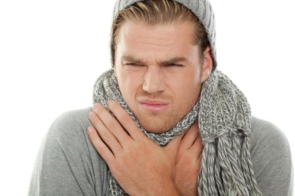 Болит горло после сна