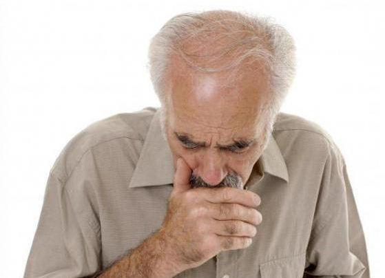 Сухой кашель у взрослого без температуры: лечение и причины