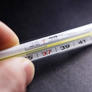 Температура при гайморите: сколько держится и какая может быть