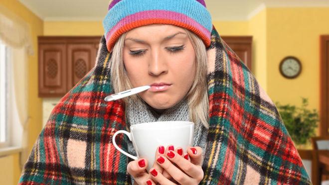 Лечебные травы от простуды, насморка и гриппа — рецепты народной медицины