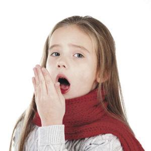 Чем опасен непрекращающийся кашель у ребенка?