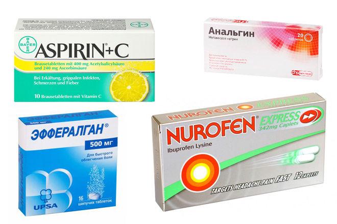Противовоспалительные средства при простуде народные