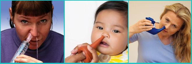 Как правильно промывать нос Аквамарисом для гигиены и увлажнения носа?