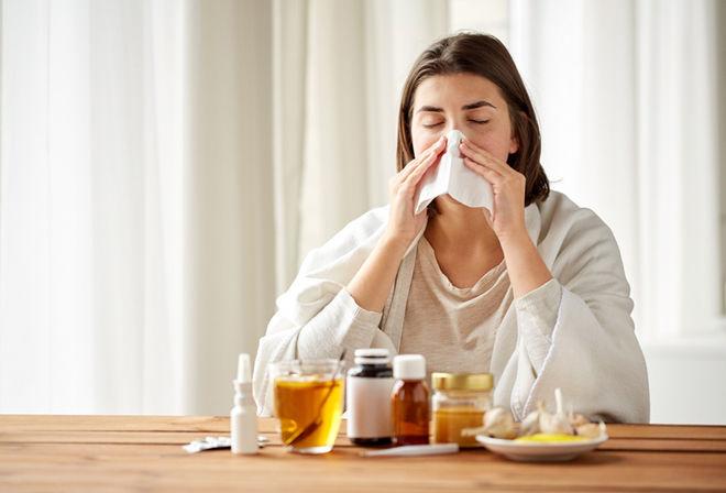 Начинается простуда: что делать дома при первых симптомах