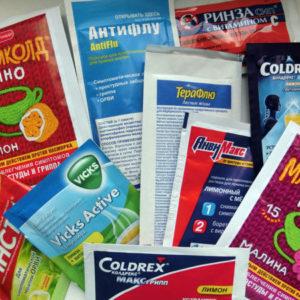 Порошок от простуды и гриппа: какой выбрать?