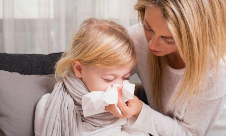 Что делать, если у ребенка долго не проходит насморк?